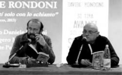 Con Davide Rondoni