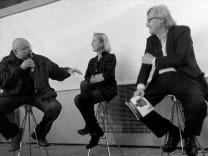 Con Maria Francesca Moreni e Vittorio Sgarbi