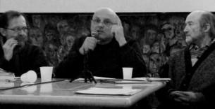 Con Paolo Lagazzi e Alberto Casiraghi